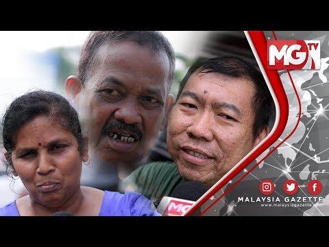"""TERKINI : PH Dah Keluar Taring """"Kempen Dah Macam Pembangkang"""" - Penduduk Tanjung Piai"""