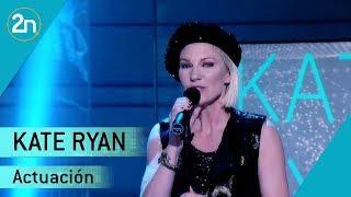 Kate Ryan Canta 'Gold' | La 2 Noticias 25032019