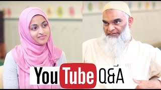 YOUTUBE Q&A: Quran not in Order? Heaven & Hell Just? Reject Sahih Hadith? | Dr. Shabir Ally