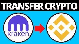 Ubertragen Sie Crypto von PayPal nach Kraken
