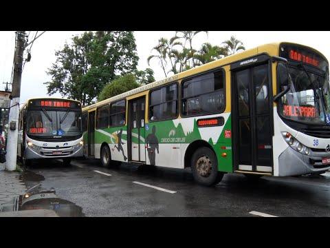 Empresas de ônibus de Teresópolis operam sem contrato adequado