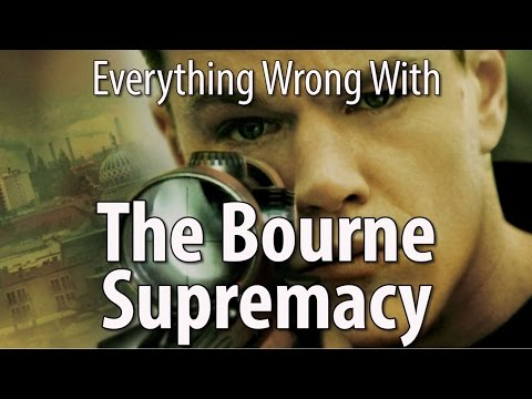 The Bourne Supremacy In 12 Minutes Or Less