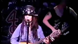 4 Non Blondes - Superfly ( Concert live ) 1992