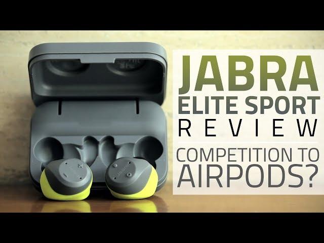 Jabra Elite Sport Review Ndtv Gadgets 360