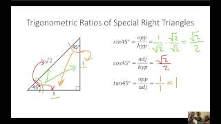 13 3 Special Right Triangles