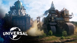 Mortal Engines | The City Of London Devours Bavaria For Fuel