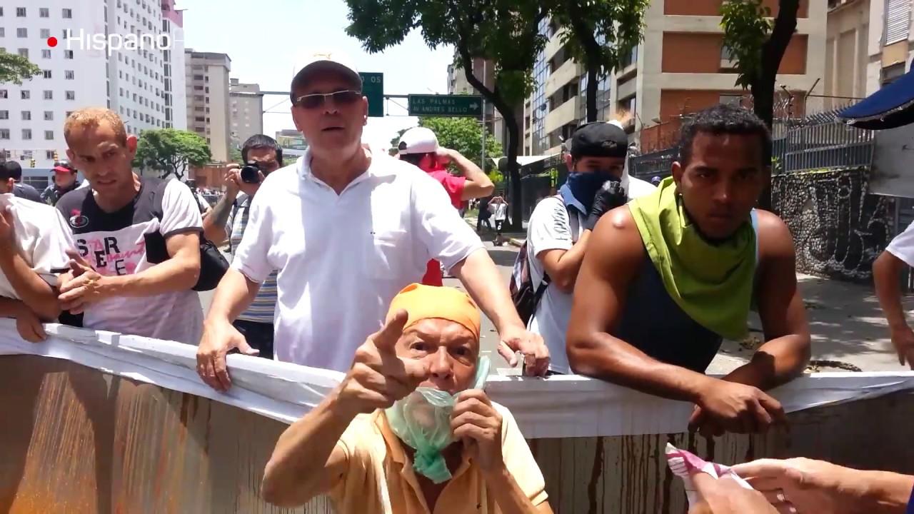 Venezolanos resistieron con fuerza frente a un Gobierno más represor