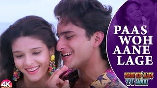 Paas Woh Aane Lage - 4K Video | Main Khiladi Tu Anari | Kumar Sanu & Alka Yagnik | 90's Hindi Songs