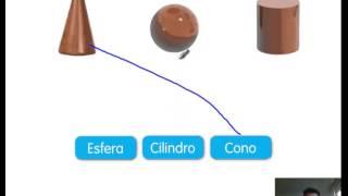 Matemáticas. 1º Primaria. Tema 6: Esfera, cono y cilindro