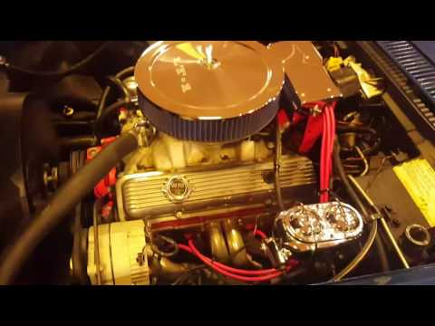 Video of '72 Corvette - K31S