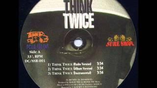 Special Ed - Think Twice (Radio Version)