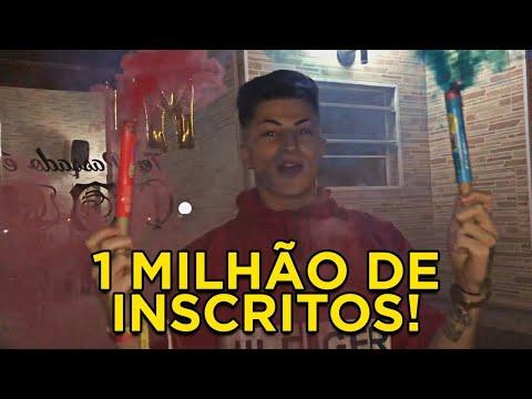 ESPECIAL 1 MILHÃO DE INSCRITOS!!