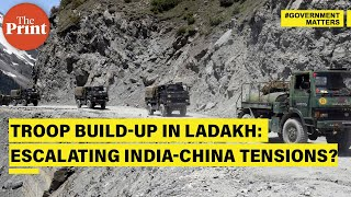 Troop build-up in Ladakh: Escalating India-China tensions? - Download this Video in MP3, M4A, WEBM, MP4, 3GP