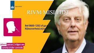 Een misleiding van het RIVM? Pierre Capel Column (NL)