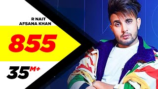 R Nait | 855 (Official Video) | Afsana Khan | The Kidd | Latest Punjabi Songs 2020 | Speed Records