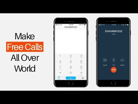 How To Make Free Calls On Any Mobile Number In All Over World