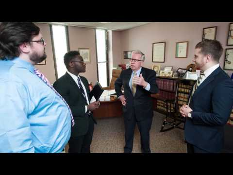 Canisius Internship Experience- Jeff Spencer