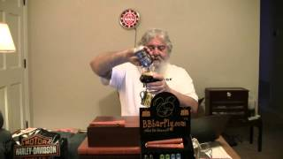 Beer Review # 1885 Oskar Blues Brewing Death By Coconut Irish Porter