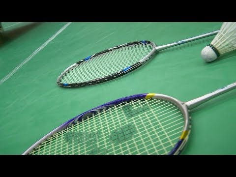 Auf Speed - Badminton