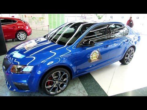 Skoda Octavia RS Лифтбек класса C - рекламное видео 3