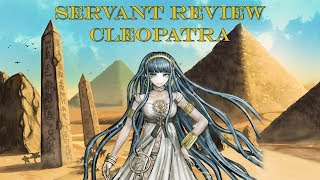 FateGrandOrder|Cleopatra-ServantReview