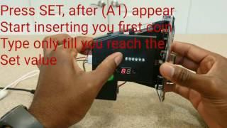 How to setup coin acceptor on raspberry pi retropie