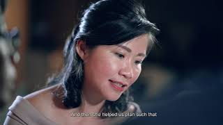 Tracy Ong Property Testimonial Video 2: Home Buyers