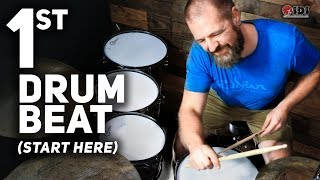 Your First Drum Lesson | How To Drums | Stephen Taylor Drum Lesson