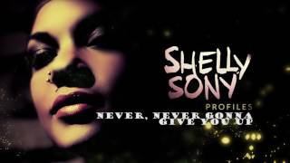 Never, Never Gonna Give You Up - Barry White´s song - Shelly Sony