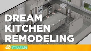 Turn Your Dream Kitchen Into A Reality!