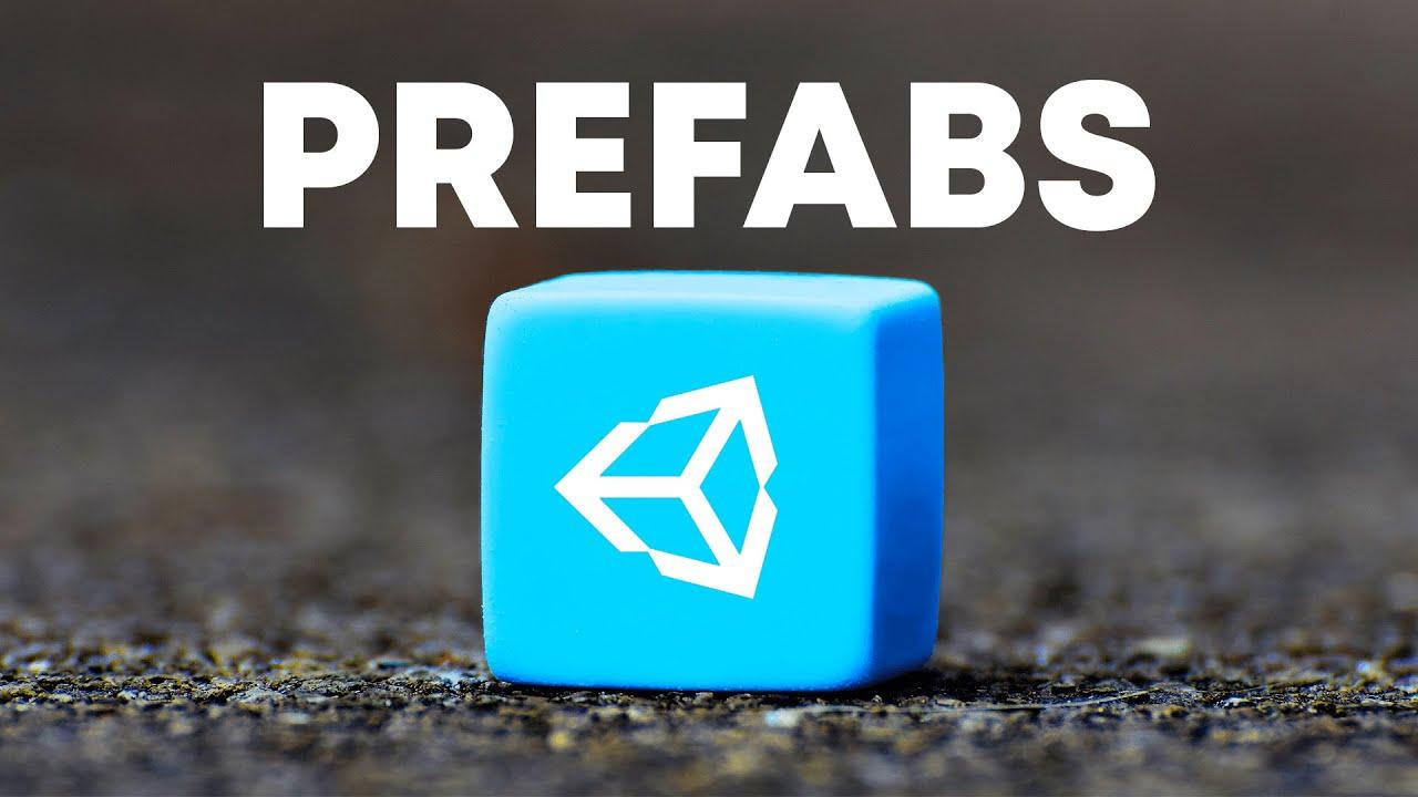 PREFABS in Unity - Tutorial