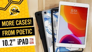 iPad 10.2 8th Gen (2020) / 7th Gen (2020) Cases from Poetic!