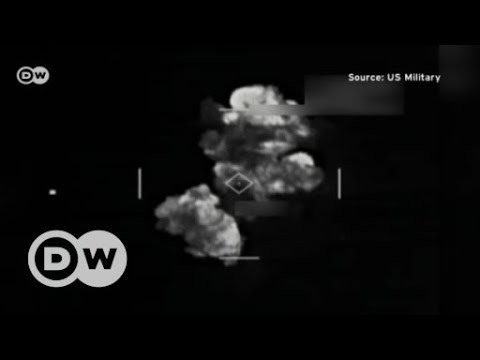 Up close: the US fight against Islamic State | DW English