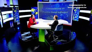 Violeta Bulc on Powershoots TV