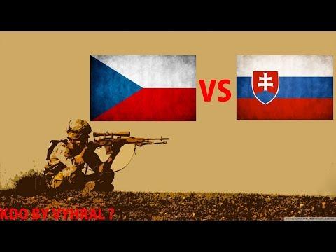 Česko VS Slovensko – Kdo by vyhrál ?