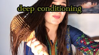 Deep Conditioning Method