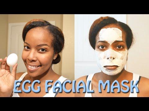 Face mask na may gatas