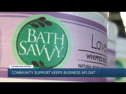 We're Open: Meet Shannon Reaves, owner of Bath Savvy