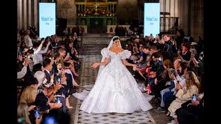 Michael Cinco at Paris City Fashion Week 2021