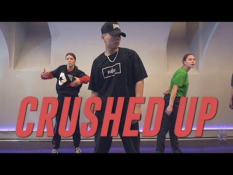 "Future ""CRUSHED UP"" Choreography By Duc Anh Tran - R3D ONE Official"