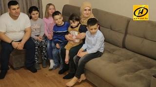 Беженцы находят работу в Беларуси