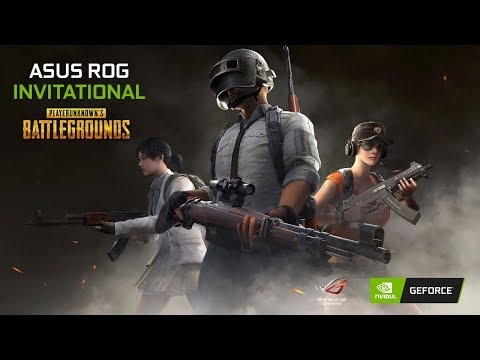 LIVE : ASUS ROG PUBG INVITATIONAL DAY 2 Mp3