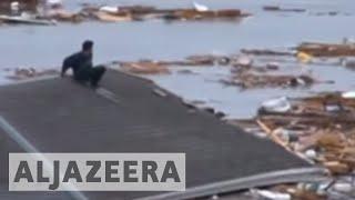 Japanese families face post-tsunami struggle