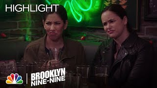 Amy and Rosa Figure Out O'Sullivan's Master Plan   Brooklyn Nine-Nine