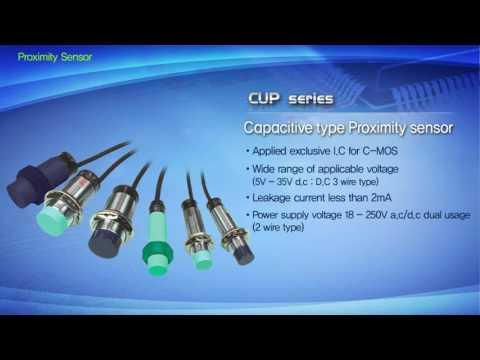 CUP-30R-15F  Capacitive Proximity Sensor