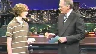 Stupid Human Tricks - Dec. 01, 2004