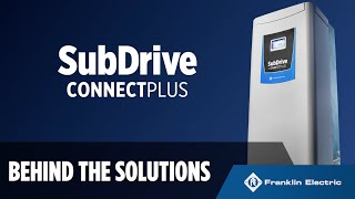 Behind the Solutions with Terry Smith: SubDrive Connect Plus