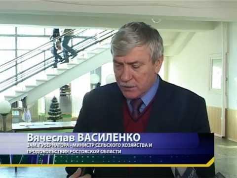 Предпосевное совещание в Песчанокопском районе РО