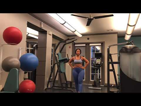 2 Jump Lunge and Squat