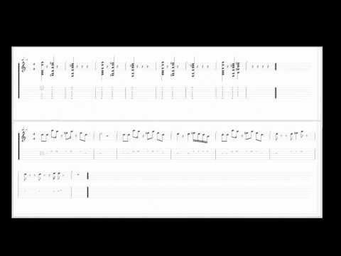 Hillsong - Oceans (Guitar Fingerstyle) Live Tab